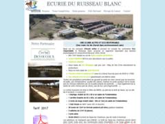 Centre Equestre du ruisseau blanc