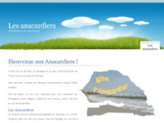 Détails : Auberge les Anacardiers sine saloum au Sénégal