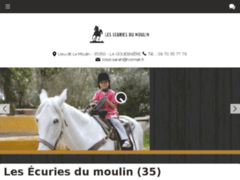 Ecuries du Moulin,