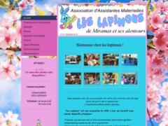 Site Détails : LES LAPINOUS - Association d'assistantes maternelles de Miramas