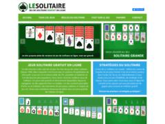 Lesolitaire.fr : Jeux gratuit Solitaire