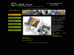 Création du site Internet de LeviLa BTP (Entreprise de Entreprise générale à BALLAINVILLIERS )