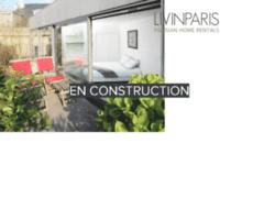 Louer un appartement saisonnières en location meublé Paris > LIVINPARIS