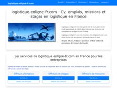Robothumb : www.logistique.enligne-fr.com