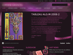 Lorraine Gagnon, Artiste - Mandalas et Sculptures