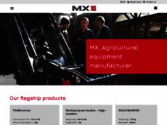 MX : conception d'accessoires pour tracteurs