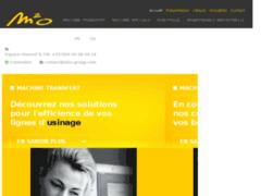 Consulter la fiche de Maintenance Machine Outil France