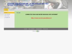 Centre Equestre de La Neuville-en-Hez - Pascal HENRY