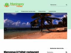Consulter la fiche de Maningory Hôtel