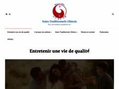 Site Détails : Gilles Marcucci, praticien à Avignon - Médecine chinoise