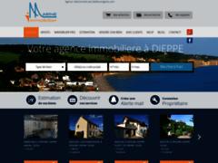 Consulter la fiche de Marine Immobilier