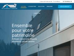 Création du site Internet de My couvreur et compagnie  (Entreprise de Couvreur à MEAUX )