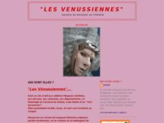 """Masques """"Les Vénussiennes"""""""