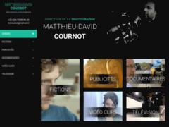 Matthieu-David Cournot: Chef opérateur