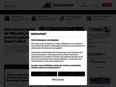 Site d'information français d'actualités indépendant et participatif en ligne | Mediapart