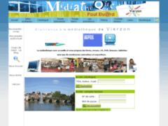 La Mediatheque de Vierzon