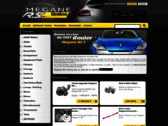 Préparation Megane RS