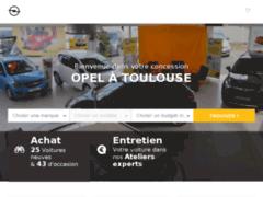 Concessionnaire Opel à Toulouse