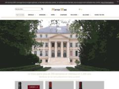 Site Détails : Mister Wine grands bordeaux grands bourgogne grands champagne vieux vins