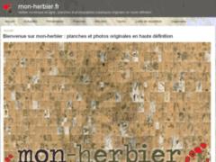 Mon-herbier.fr - herbier en ligne