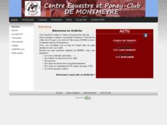 Centre équestre de Montmeyre Val d'Ay
