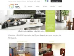Création du site Internet de Multi Travaux Habitation (Entreprise de Entreprise générale à DIGNE LES BAINS )
