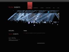 Consulter la fiche de Music events , votre événement musical sur mesure