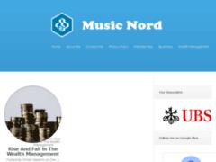 Consulter la fiche de MUSICNord.com