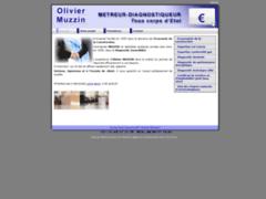 Création du site Internet de MUZZIN & CIE (Entreprise de Bureau d'études à MENNECY )