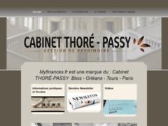 Cabinet THORÉ-PASSY