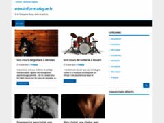 Neo Informatique - Dépannage et formation sur Nantes / Montaigu
