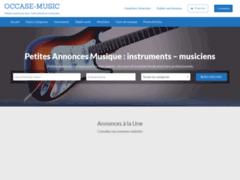 Consulter la fiche de OCCASE-MUSIC