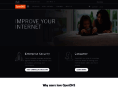 Cloud Delivered Enterprise Security by OpenDNS