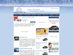 Consulter la fiche de Original Rent Car Agence Location Voiture