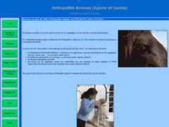 Ostéopathie Animale, une Médecine Douce