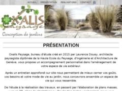 Site Détails : Oxalis paysage conception urbaine et paysagère