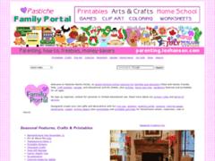 Pastiche Family Portal