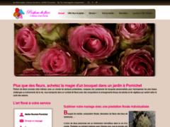 Site Détails : Fleuriste Parfum de fleurs