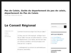 Détails : découverte région pas de calais,son tourisme,histo