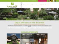 Création du site Internet de La Petite Maison (Entreprise de Gîtes et chambres d'hôtes à GAP )