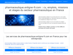 Robothumb : www.pharmaceutique.enligne-fr.com