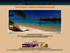 Photoway: photos voyages - fonds d'écran