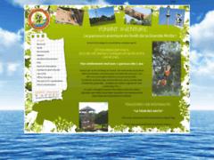 Création du site Internet de PONANT AVENTURE (Entreprise de Parcs d'attractions et de loisirs à LA GRANDE MOTTE )
