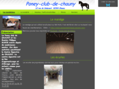 Poney Club de chauny