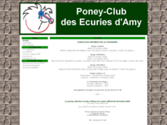 Poney Club des Ecuries d'Amy