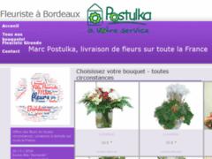 Consulter la fiche de Fleuriste Postulka