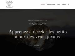 Diamant en ligne : Private Diamond Club
