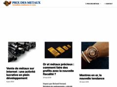 Prix-metaux.net