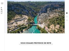Consulter la fiche de Provence de Reve