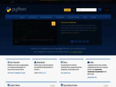 Robothumb : www.python.org